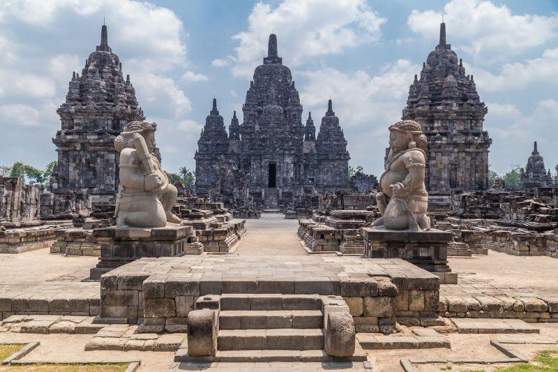 Découverte de Prambanan et ses environs